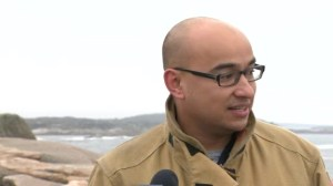 Full interview: Peggys Cove rescuers to be honoured
