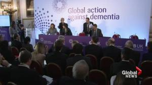 G8 countries discuss dementia