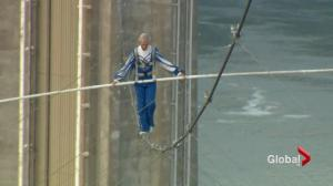 Tightrope walker Jay Cochrane dead at 69