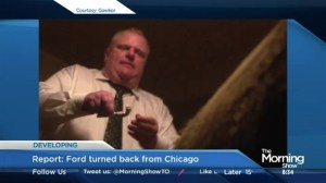 Rob Ford voluntarily withdrew application to enter U.S.