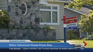 BIV: Metro Vancouver Housing Prices