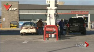 Drivers react to Metrolinx gas tax and HST proposals