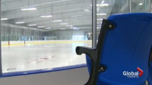 New Leaside Arena ready to open