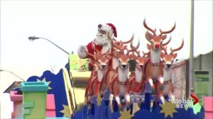 Mayor Ford doesn't attend annual Christmas parade