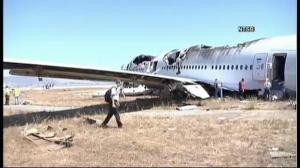 NTSB released video of SFO plane crash