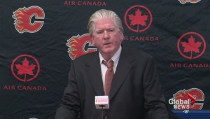 Burke talks trade deadline