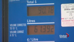 Canada's rising gas prices