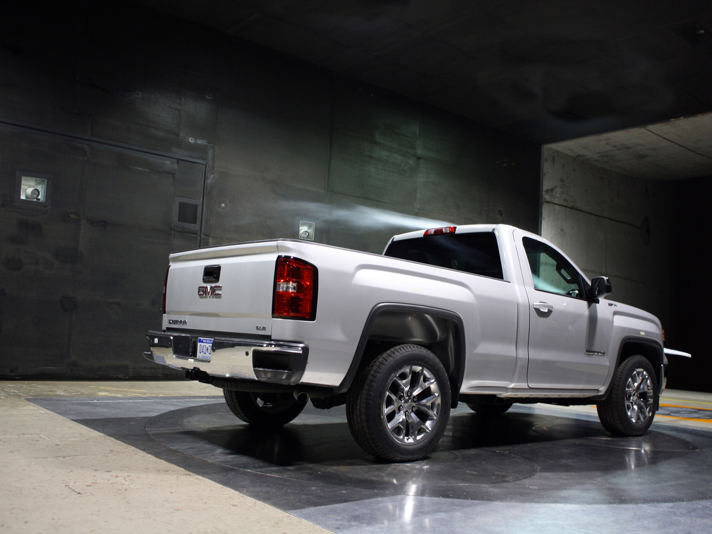 GMC Pickups 101  Busting Myths of Truck Aerodynamics