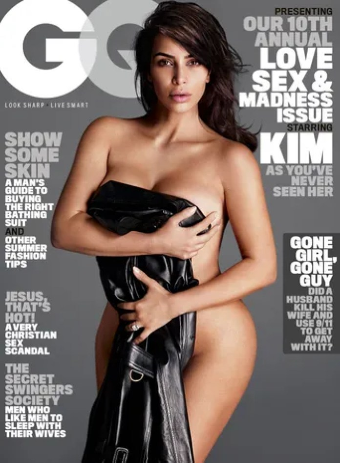 GQ's 10th Anniversary Love, Sex, & Madness Issue