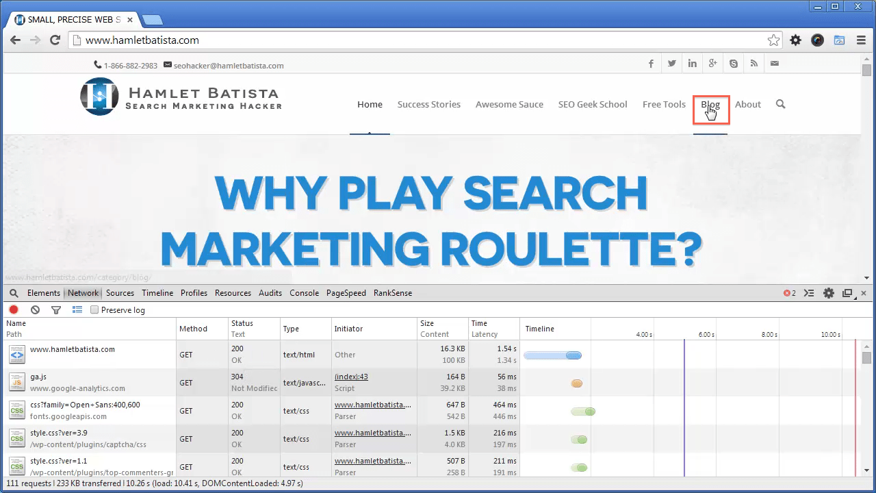 Redirect WWW to Non-WWW on Apache Step 3 - Open Another Page
