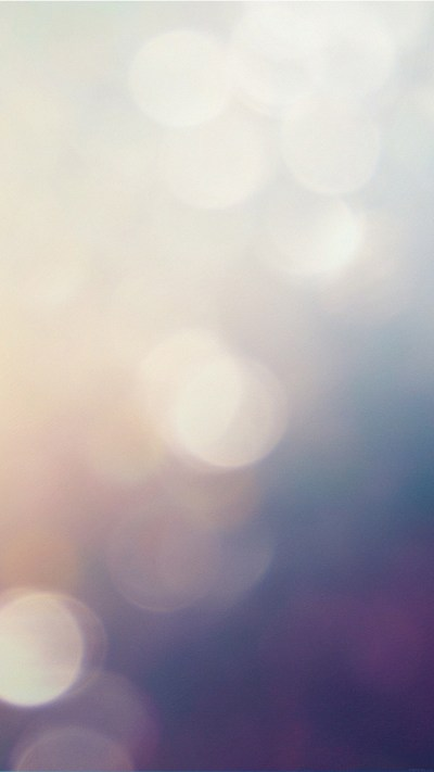 Bokeh wallpapers for iPhone and iPad