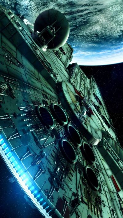 Star Wars wallpapers for iPhone and iPad