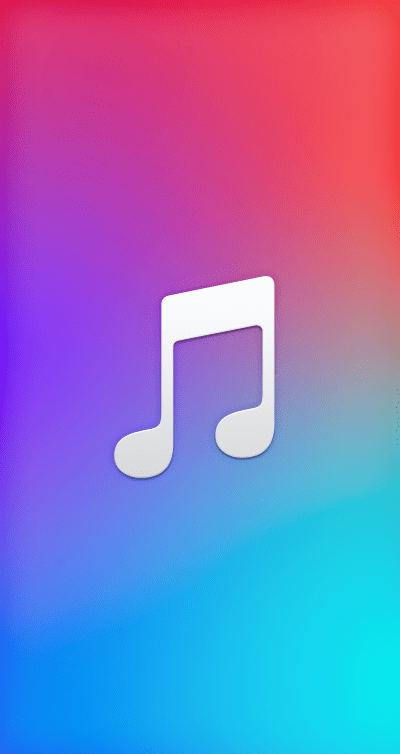 Apple Music-inspired wallpapers for iPad, iPhone, and Apple Watch