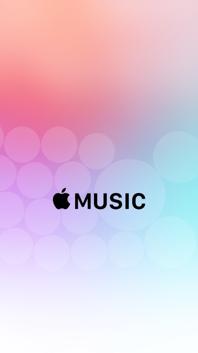 Apple Music wallpapers for iPhone, iPad, and desktop