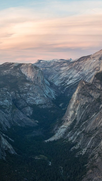 Yosemite National Park wallpapers for iPhone and iPad