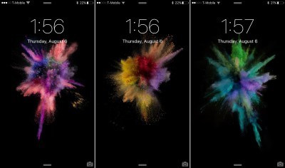 Download the new iOS 9 beta 5 wallpapers