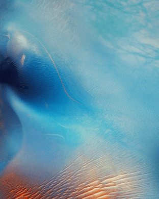 Massive collection of iOS-inspired wallpapers for Apple Watch