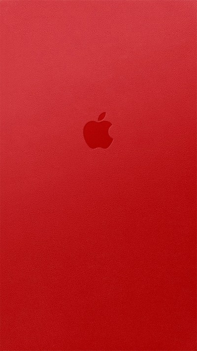 These wallpapers will match your Apple leather case