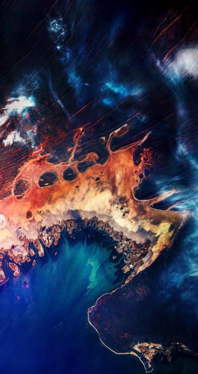 Wallpapers of the week: satellite imagery
