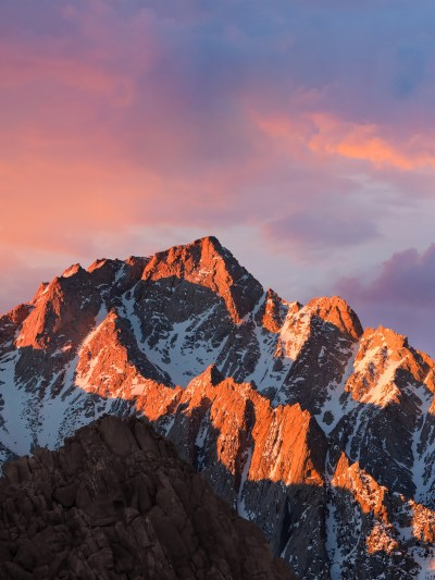 Download the new macOS Sierra wallpaper for iPhone, iPad, and desktop
