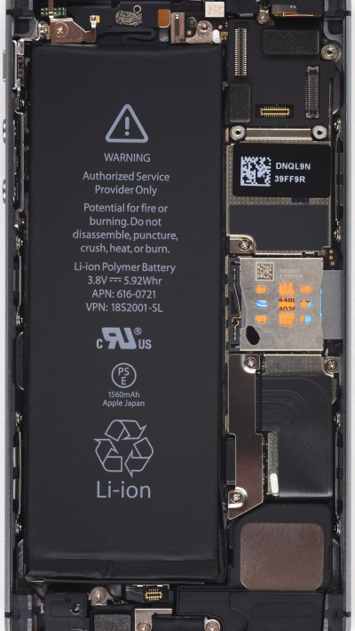 Wallpapers of the week: iPhone 7 internals