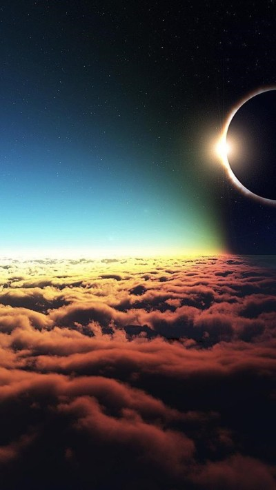 Solar eclipse wallpapers