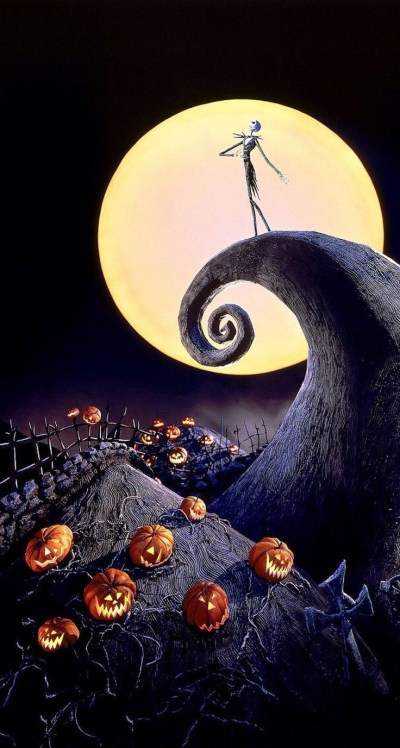 Scary Halloween iPhone wallpapers