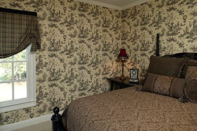 Wallpaper Wall Coverings | How to Wallpaper over Wood Paneling