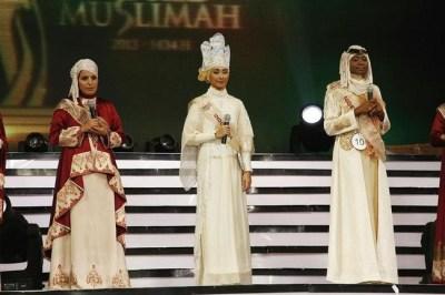 Miss Muslimah Beauty Pageant - Indiatimes.com
