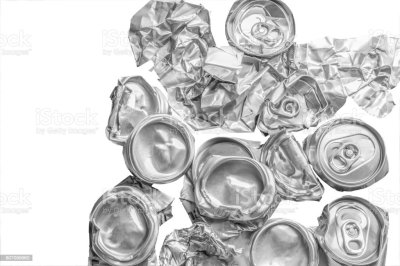 Aluminium Recycling Is Scrap Aluminium Can Be Reused In Products Abstract Wallpaper Recycle ...