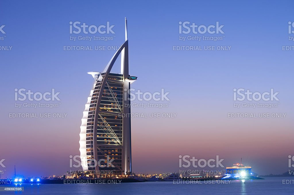 Royalty Free Burj Al Arab Hotel Pictures, Images and Stock Photos - iStock