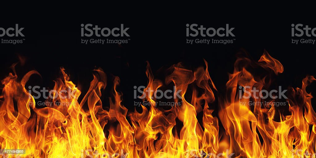 Royalty Free Fire Pictures  Images and Stock Photos   iStock burning fire flame on black background stock photo