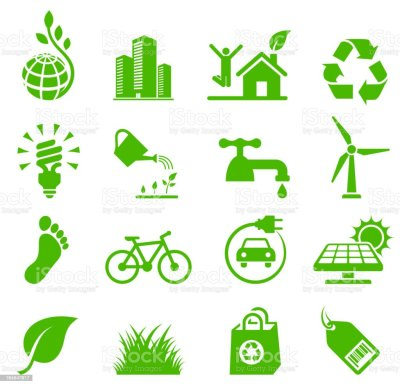 Green Living Environmental Conservation And Recycling ...