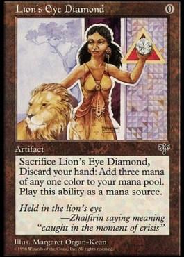 Lion's Eye Diamond