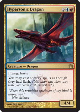 Hypersonic Dragon