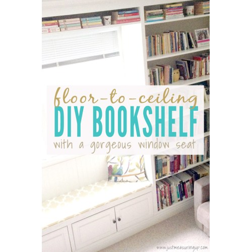 Medium Crop Of Floor To Ceiling Bookshelves