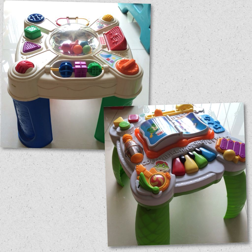 Fullsize Of Fisher Price Activity Table