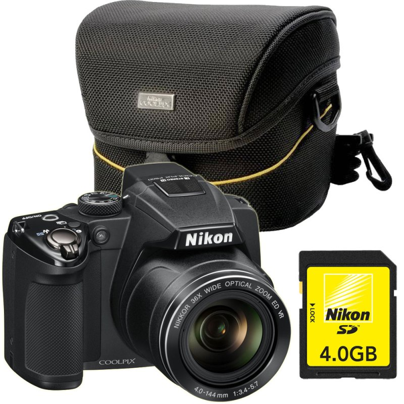 Large Of Nikon Coolpix P500