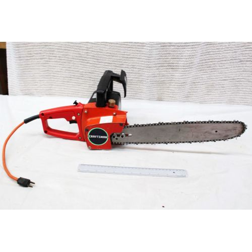 Medium Crop Of Craftsman Electric Chainsaw