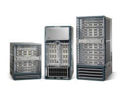 Cisco Nexus 7009, 7010 y 7018