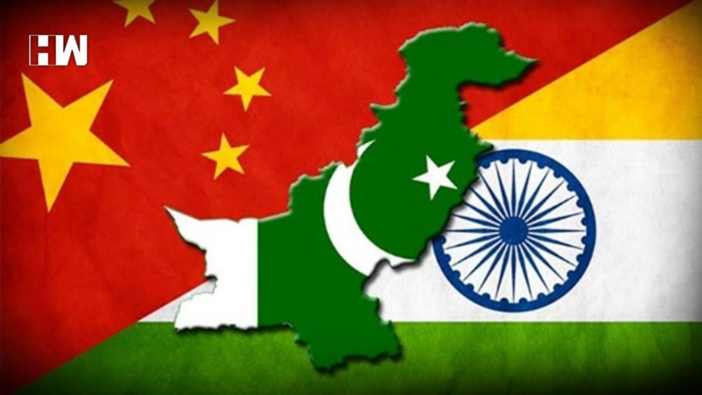 Image result for india pakistan china