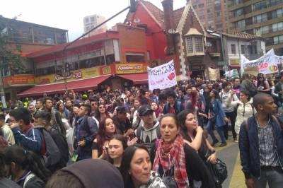 Paro indefinido en ocho universidades públicas del país | Publimetro Colombia