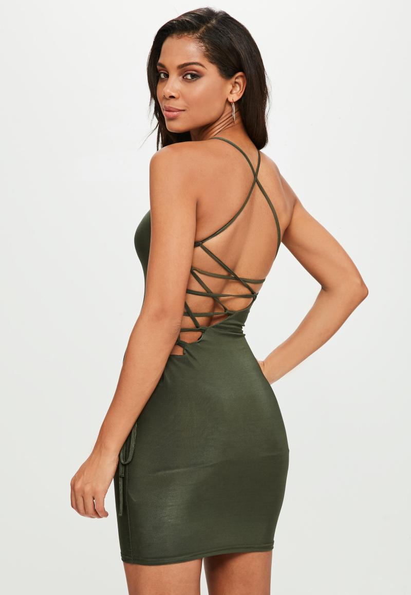 Large Of Lace Up Dress