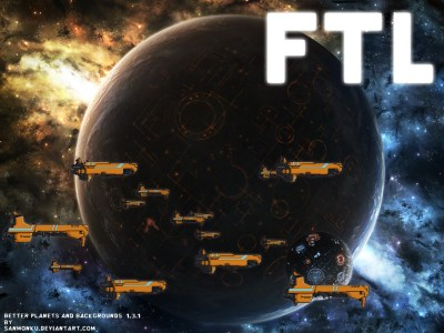 Compatible with Advanced Edition news - Better Planets and Backgrounds mod for Faster Than Light ...