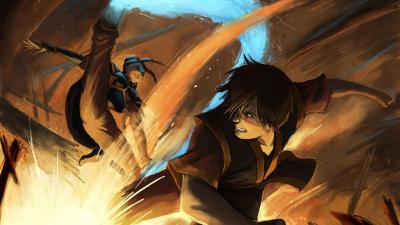 Avatar The Last Airbender - Wallpaper HD image - .. - Mod DB