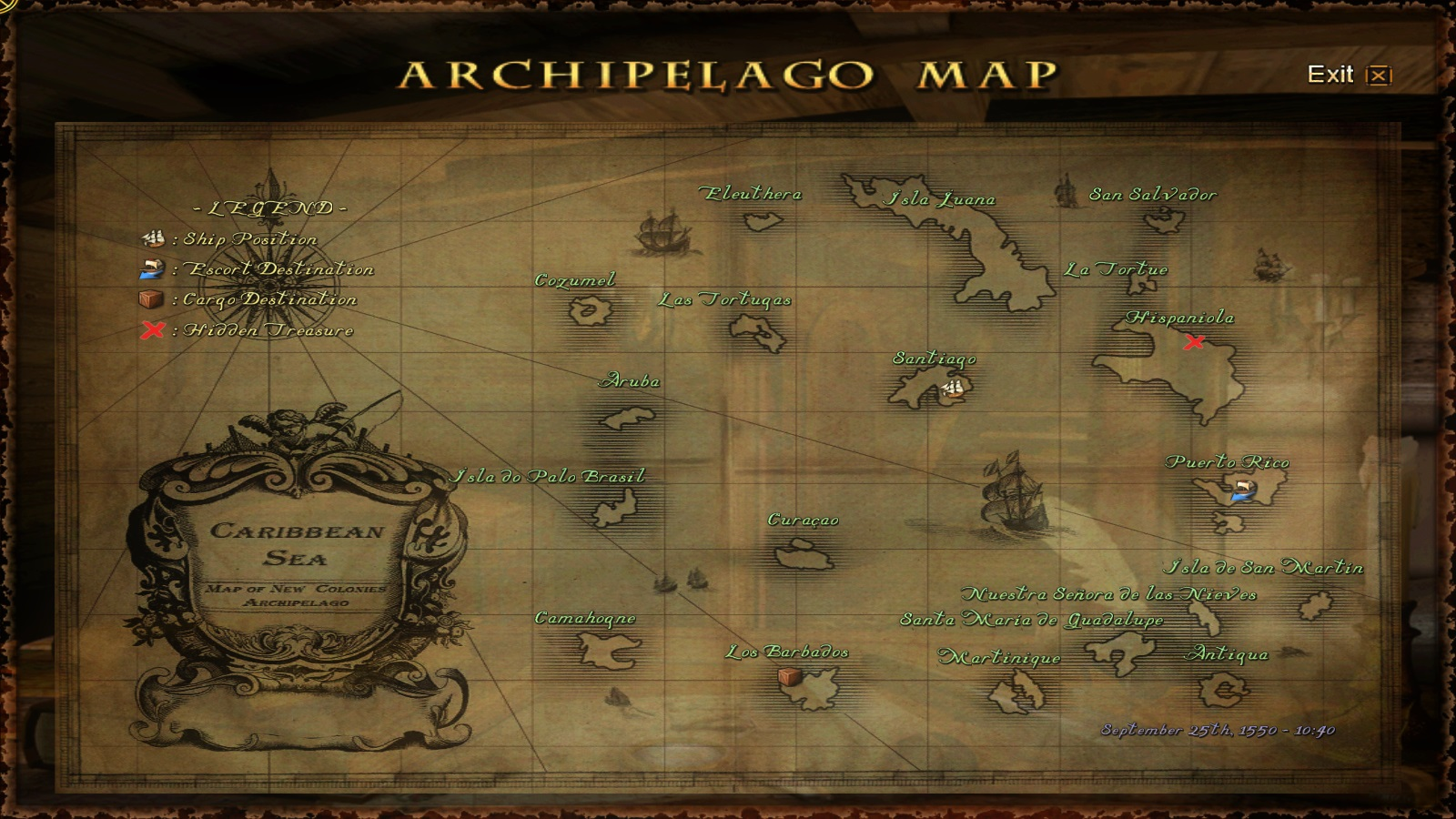 Map Interface and Treasure Quests image   Pirates of the Caribbean     Add media Report RSS Map Interface and Treasure Quests  view original