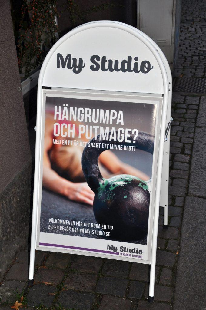 My Studio Pt i Göteborg