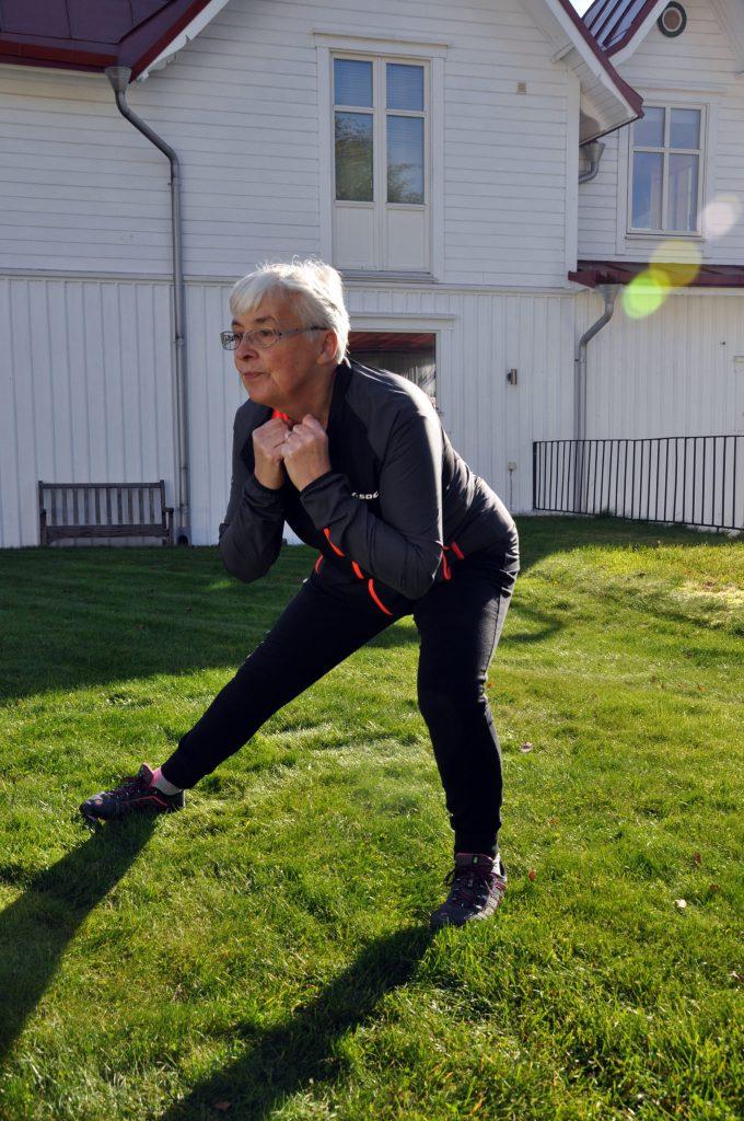Personlig träning hemma i Göteborg