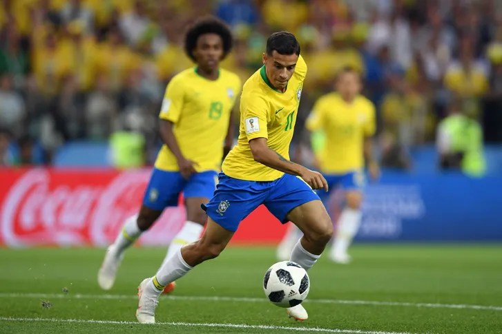 World Cup 2018  Once Again  Brazil Counts on Coutinho   The New Yorker World Cup 2018  Once Again  Brazil Counts on Coutinho