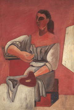 Arshile Gorky: A Retospective, an exhibition at the Philadelphia Museum of Art, captures the ...